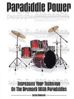 Paradiddle Power Sheet Music