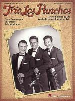 Twelve Boleros By The World Renowned Mexican Trio Sheet Music