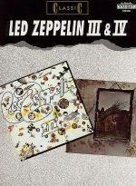 Classic Led Zeppelin III & IV - Bass Sheet Music