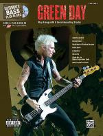 Ultimate Bass Play-Along Green Day Sheet Music