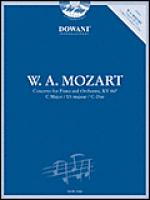 Mozart: Concerto for Piano and Orchestra KV 467 Sheet Music