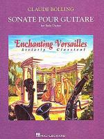 Sonate Pour Guitare Sheet Music