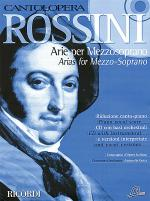 Cantolopera: Rossini Arias for Mezzo-Soprano Sheet Music