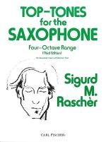 Top Tones for the Saxophone Sheet Music