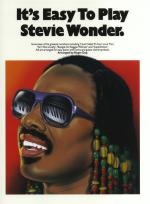 It's Easy To Play Stevie Wonder Sheet Music