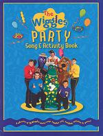 The Wiggles Party Song and Activity Book Sheet Music