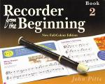 Recorder from the Beginning - Book 2 Sheet Music
