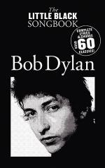 The Little Black Songbook of Bob Dylan Sheet Music