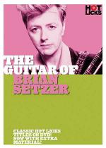 The Guitar of Brian Setzer Sheet Music