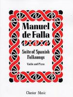 Suite of Spanish Folksongs Sheet Music