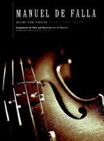 Music for Violin and Piano from El Amor Brujo Sheet Music