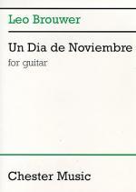 Un Dia de Noviembre Sheet Music