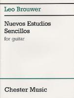 Nuevos Estudios Sencillos Sheet Music