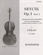 Sevcik for Cello - Op. 1, Part 1 Sheet Music