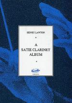 A Satie Clarinet Album Sheet Music