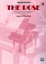 The Rose - Easy Piano Sheet Music