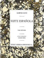 Gaspar Sanz: Suite Espanola Sheet Music