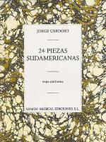 24 Piezas Sudamericanas Sheet Music
