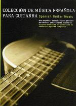 Spanish Music for Guitar Sheet Music