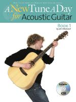 A New Tune a Day - Acoustic Guitar, Book 1 Sheet Music