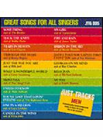 Great Songs For All Singers: Just Tracks (Karaoke CDG) Sheet Music