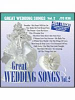 Volume 2: Great Wedding Songs (Karaoke CDG) Sheet Music