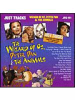 Wizard Of Oz, Peter Pan & Animals: Just Tracks (Karaoke CDG) Sheet Music