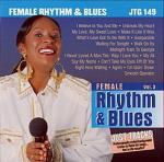 Volume 3: Female Rhythm & Blues (Karaoke CDG) Sheet Music