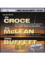 Croce, Mclean, Buffett: Just Tracks (Karaoke CDG) Sheet Music
