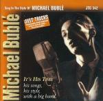 Style Of Michael Buble - It's His Time (Big Band) (Karaoke CDG) Sheet Music
