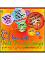 Disney Favorites (Karaoke CD) Sheet Music