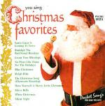 You Sing: Christmas Favorites (Karaoke CDG) Sheet Music