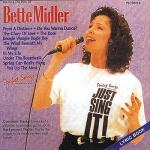You Sing: Bette Midler (Karaoke CDG) Sheet Music