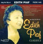 You Sing The Hits Of: Edith Piaf (Karaoke CDG) Sheet Music