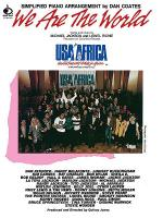We Are the World (USA for Africa) Sheet Music