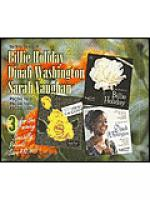 You Sing: Holiday, Washington, And Vaughn (Karaoke CDG) Sheet Music