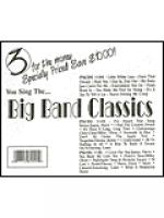 You Sing: Big Band Classics (Karaoke CDG) Sheet Music