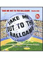 Take Me Out To The Ballgame (Karaoke CDG) Sheet Music