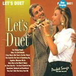 Let's Duet (Karaoke CD) Sheet Music