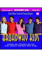 Broadway Kids (Karaoke CDG) Sheet Music