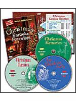 Christmas Karaoke Favorites (3 Karaoke DVDs) Sheet Music