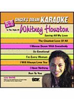 Hits Of Whitney Houston (Karaoke CDG) Sheet Music