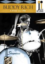 Jazz Icons: Buddy Rich, Live in '78 Sheet Music