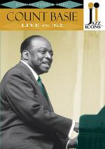 Jazz Icons: Count Basie, Live in '62 Sheet Music