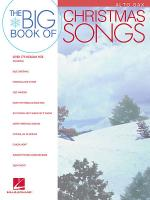 Big Book of Christmas Songs for Alto Sax Sheet Music