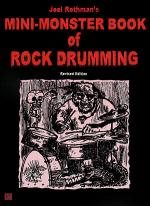 Mini-Monster Book Of Rock Drumming Sheet Music