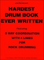 Hardest Drum Book Ever Written Sheet Music