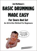 Basic Drumming Made Easy (For Snare And Set) Sheet Music