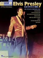 Elvis Presley - Volume 1 Sheet Music