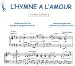 L'Hymne A L'Amour Sheet Music